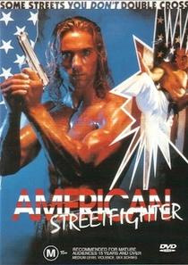 Street Fighter - A Violência Urbana - Poster / Capa / Cartaz - Oficial 1