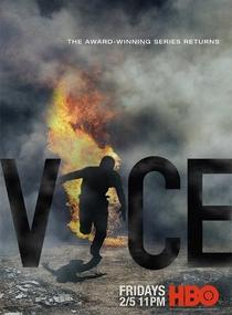 VICE – 4ª Temporada - Poster / Capa / Cartaz - Oficial 1