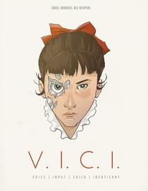 Super Vicky (1ª Temporada) - Poster / Capa / Cartaz - Oficial 2