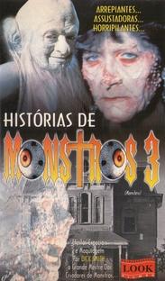 Histórias de Monstros (3ª Temporada) - Poster / Capa / Cartaz - Oficial 2