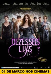 Dezesseis Luas - Poster / Capa / Cartaz - Oficial 5