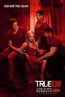 True Blood (4ª Temporada) - Poster / Capa / Cartaz - Oficial 1