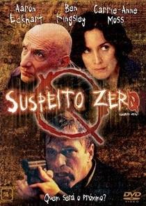 Suspeito Zero - Poster / Capa / Cartaz - Oficial 1