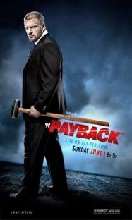 WWE Payback - 2014 - Poster / Capa / Cartaz - Oficial 1