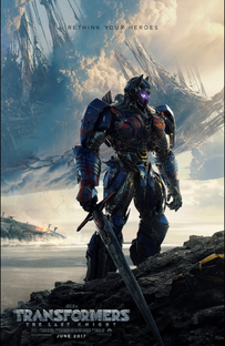 Transformers: O Último Cavaleiro - Poster / Capa / Cartaz - Oficial 1