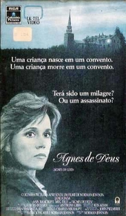 Agnes de Deus - Poster / Capa / Cartaz - Oficial 3