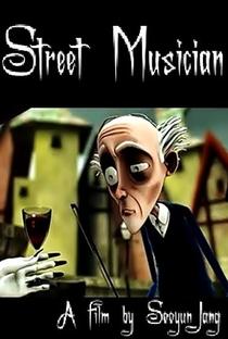 Street Musician - Poster / Capa / Cartaz - Oficial 1