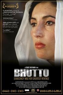 Bhutto - Poster / Capa / Cartaz - Oficial 3