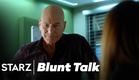 Blunt Talk | Season 2 Official Trailer | STARZ