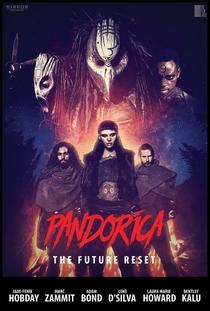 Pandorica - Poster / Capa / Cartaz - Oficial 1