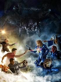 Bruxos vs. Aliens (2ª Temporada) - Poster / Capa / Cartaz - Oficial 1
