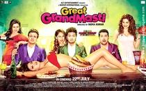 Great Grand Masti - Poster / Capa / Cartaz - Oficial 1