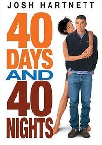 40 Dias e 40 Noites - Poster / Capa / Cartaz - Oficial 3