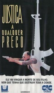 Justiça a Qualquer Preço - Poster / Capa / Cartaz - Oficial 2