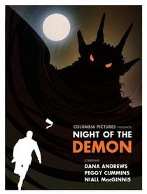 A Noite do Demônio  - Poster / Capa / Cartaz - Oficial 7
