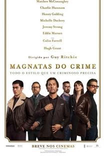 Magnatas do Crime - Poster / Capa / Cartaz - Oficial 3