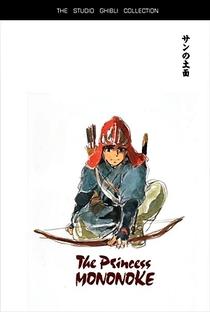 Princesa Mononoke - Poster / Capa / Cartaz - Oficial 27