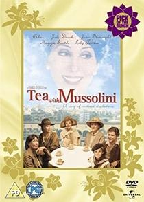 Chá com Mussolini - Poster / Capa / Cartaz - Oficial 6