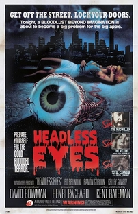 The Headless Eyes - Poster / Capa / Cartaz - Oficial 1
