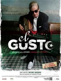 El Gusto - Poster / Capa / Cartaz - Oficial 1