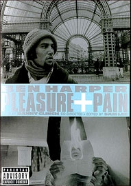 Ben Harper - Pleasure + Pain - Poster / Capa / Cartaz - Oficial 1