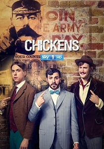 Chickens - Poster / Capa / Cartaz - Oficial 1