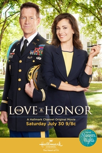 For Love and Honor - Poster / Capa / Cartaz - Oficial 1