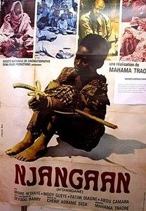 N`diangane - Poster / Capa / Cartaz - Oficial 2