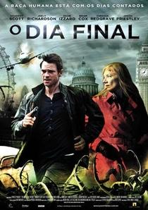 O Dia Final - Poster / Capa / Cartaz - Oficial 2