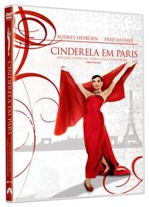 Cinderela em Paris - Poster / Capa / Cartaz - Oficial 4