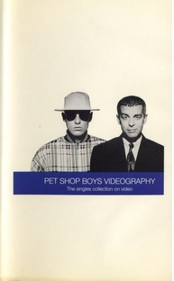 Pet Shop Boys: Videography - Poster / Capa / Cartaz - Oficial 1