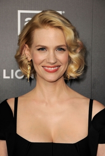 January Jones (I) - Poster / Capa / Cartaz - Oficial 3