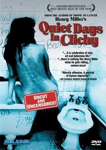 Quiet Days in Clichy - Poster / Capa / Cartaz - Oficial 1