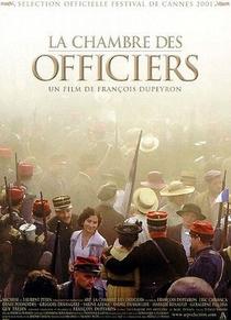 O Quarto dos Oficiais - Poster / Capa / Cartaz - Oficial 1