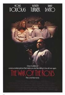 A Guerra dos Roses - Poster / Capa / Cartaz - Oficial 1