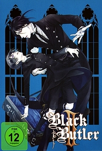 Kuroshitsuji (2ª Temporada) - Poster / Capa / Cartaz - Oficial 6