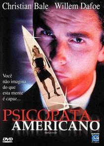 Psicopata Americano - Poster / Capa / Cartaz - Oficial 9