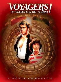 Voyagers - Os Viajantes do Tempo (1ª Temporada) - Poster / Capa / Cartaz - Oficial 4