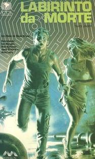 Labirinto da Morte - Poster / Capa / Cartaz - Oficial 1