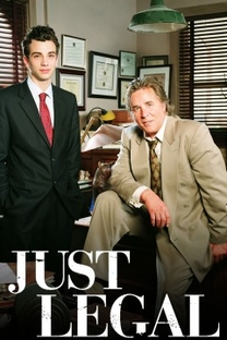Just Legal (1ª Temporada) - Poster / Capa / Cartaz - Oficial 1