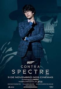 007 Contra Spectre - Poster / Capa / Cartaz - Oficial 24