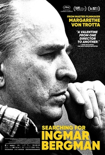 Procurando Por Ingmar Bergman - Poster / Capa / Cartaz - Oficial 3
