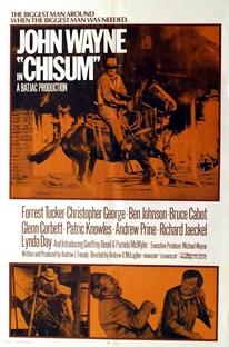 Chisum - Uma Lenda Americana - Poster / Capa / Cartaz - Oficial 3