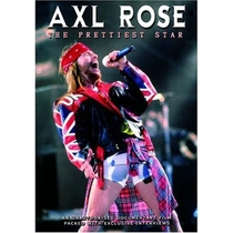 Axl Rose - The Prettiest Star  - Poster / Capa / Cartaz - Oficial 1