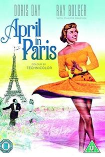 Paris em Abril - Poster / Capa / Cartaz - Oficial 3