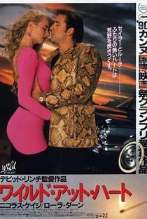 Coração Selvagem - Poster / Capa / Cartaz - Oficial 10