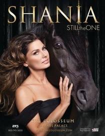 Shania Twain - Still The One: Live From Vegas  - Poster / Capa / Cartaz - Oficial 1