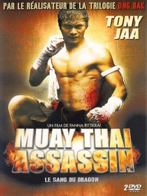 Muay Thai Assassin - Poster / Capa / Cartaz - Oficial 1