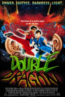 Double Dragon - Poster / Capa / Cartaz - Oficial 4