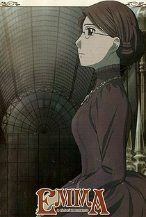 Eikoku Koi Monogatari Emma (1ª Temporada) - Poster / Capa / Cartaz - Oficial 5